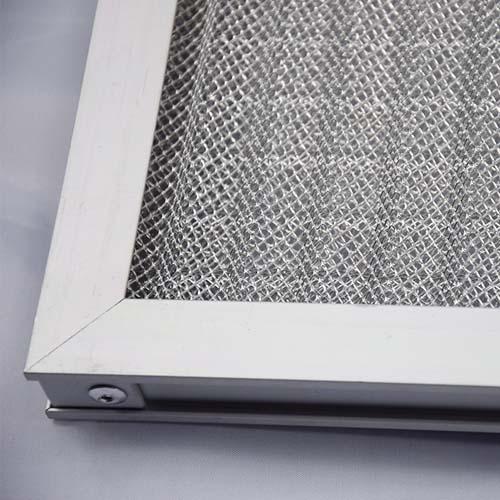 耐高温金属孔网过滤器