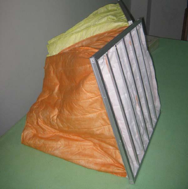 F6级袋式zhong效过滤器