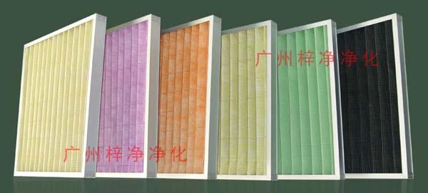 板式zhong效过滤器