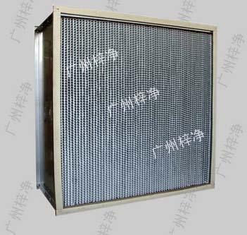 400度耐高温高效guo滤器