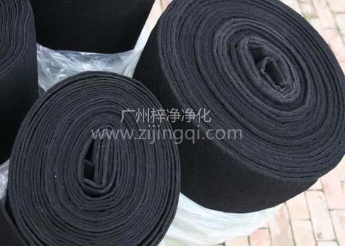 活性炭纤wei过滤棉