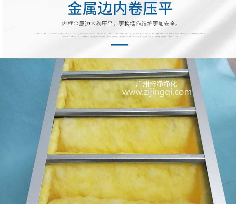 耐高温玻纤dai式guolvqi可在120度高温环境謝ing藊ing