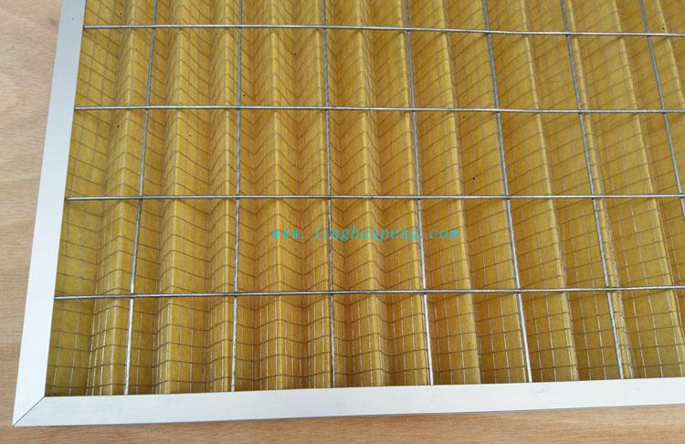 板式初效耐高温过滤器