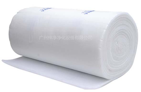 顶棚棉可过滤1-5μ的灰尘粒子
